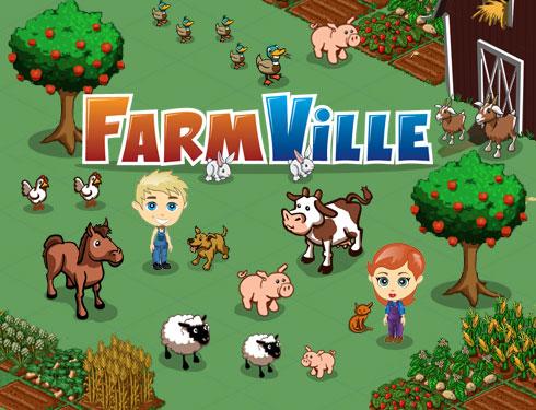 FarmVille para Facebook
