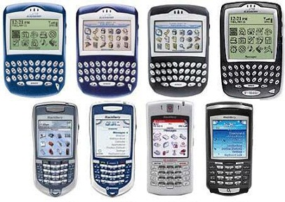 Aplicaciones Blackberry