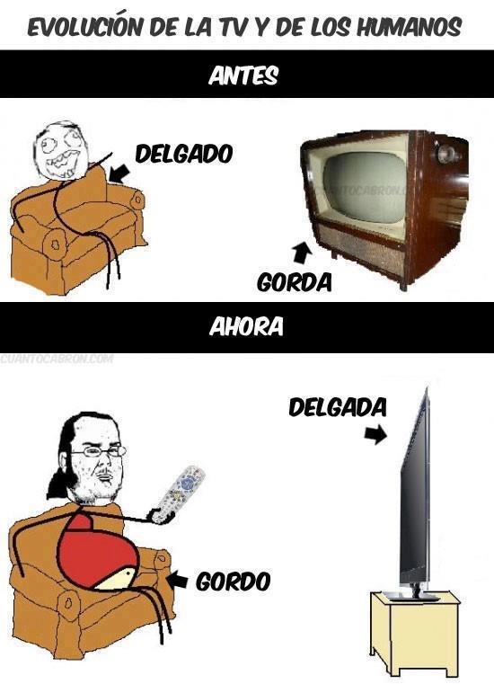 Evolucion tv