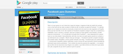 Facebook para Dummies 