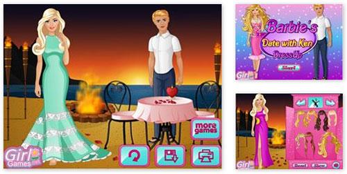 Juego de Barbie