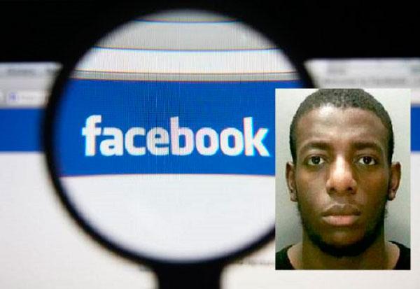 Facebook sugiere como amigo robo auto