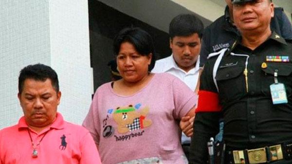 Mujer arrestada por decir OK facebook