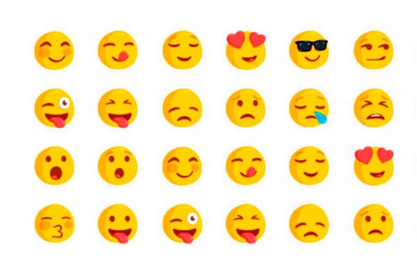 Nuevos emojis Facebook y WhatsApp
